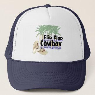 Flip Flop Cowboy Hat