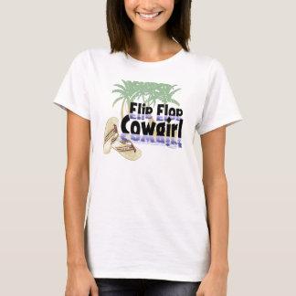 Flip Flop Cowgirl T-Shirt