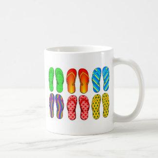Flip-Flop Fun Coffee Mug