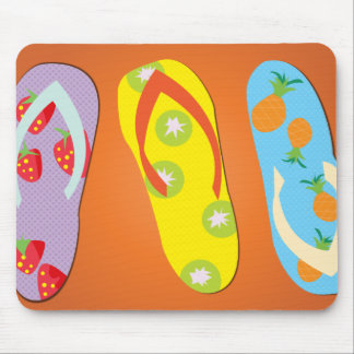 flip-flop Mousepad