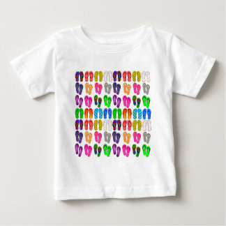 Flip Flop Parade Baby T-Shirt