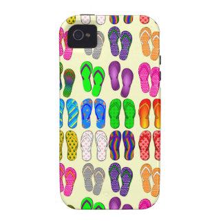Flip Flop Parade iPhone 4/4S Case