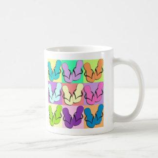 Flip Flop Parade Coffee Mug