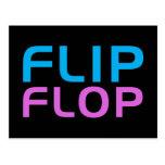Flip Flop Post Card