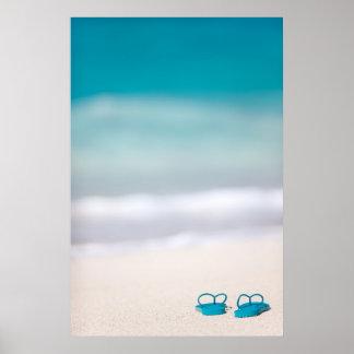 Flip-flop Poster