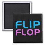 Flip Flop Refrigerator Magnet