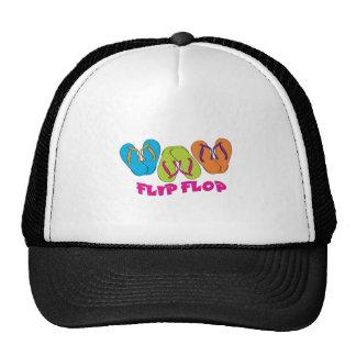 Flip Flop Trucker Hat