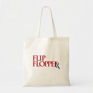 Flip Flopper Canvas Bags
