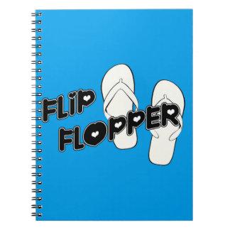 Flip Flopper Notebook
