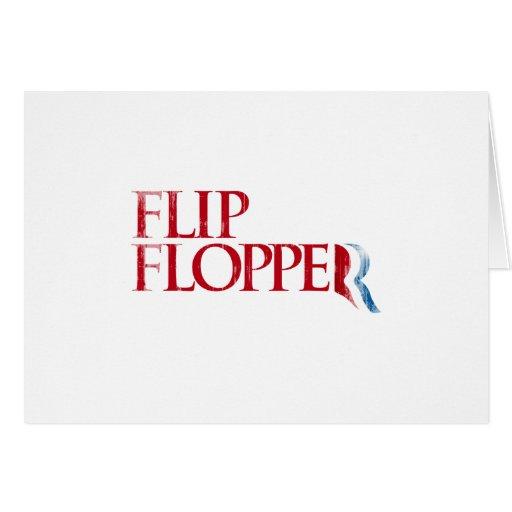 Flip Flopper.png Greeting Card