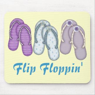 Flip Floppin' Mousepad
