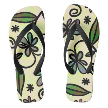 Beach Themed Flip flops