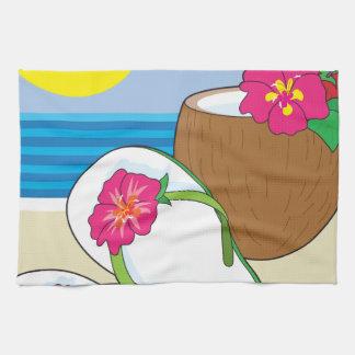 Flip Flops and Drink Towels