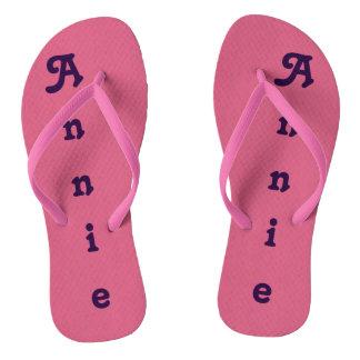 Flip Flops Annie