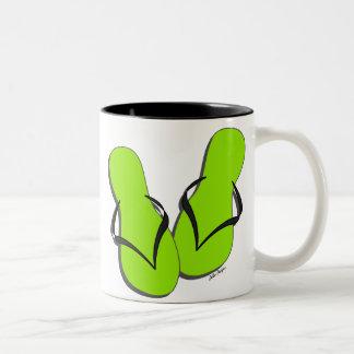 Flip Flops Beach Mug