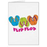 Flip Flops Card