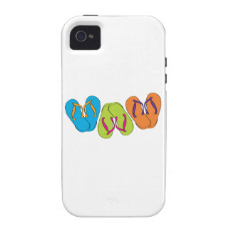 Flip Flops Vibe iPhone 4 Cover