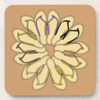 Flip Flops Coasters