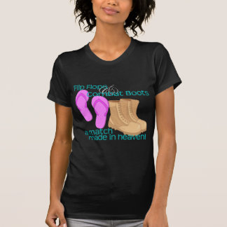 Flip Flops & Combat Boots Shirts