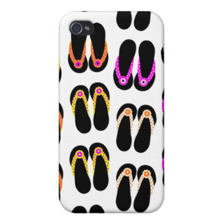 Flip Flops Cover For iPhone 4