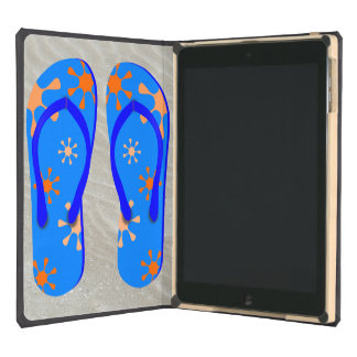 Flip Flops in the Sand Case For iPad Air