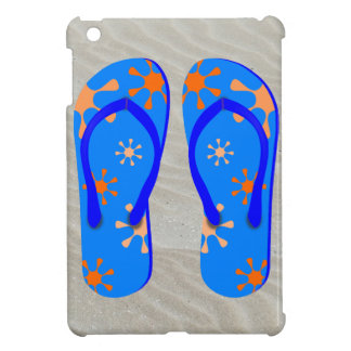 Flip Flops in the Sand Cover For The iPad Mini