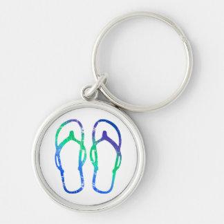 Flip Flops Key Chain