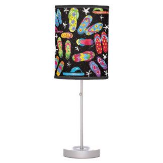 Flip-flops lamp