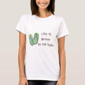 flip-flops-life-is-better.png T-Shirt