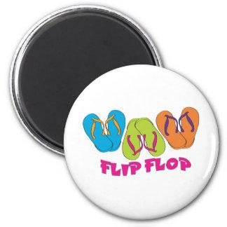 Flip Flops Magnet