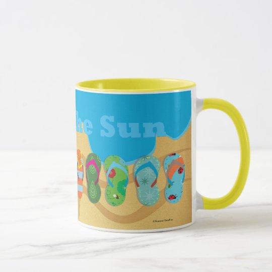 Flip Flops Mug