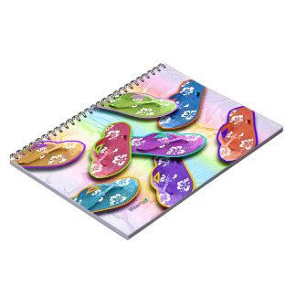 Flip Flops Notebook