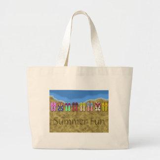 Flip Flops Ocean Bag