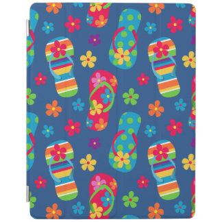 Flip Flops Pattern iPad Cover