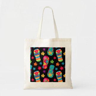 Flip Flops Pattern Tote Bag