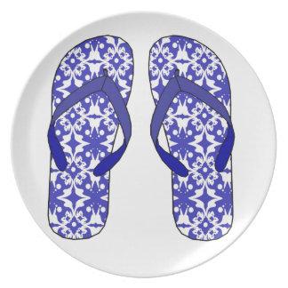 Flip Flops Plates