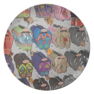 Flip-flops Plate