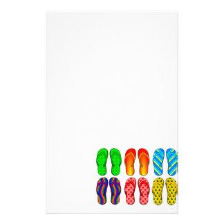 Flip Flops Stationery