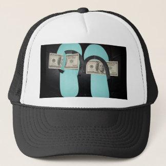 FLIP FLOPS TRUCKER HAT