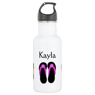 Flip Flops Water Bottle