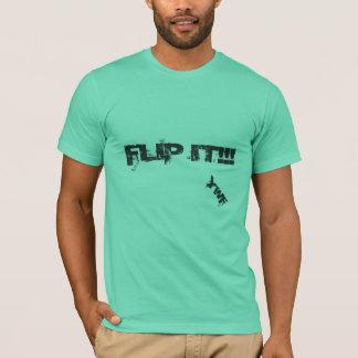 FLIP IT!! YWF TEE