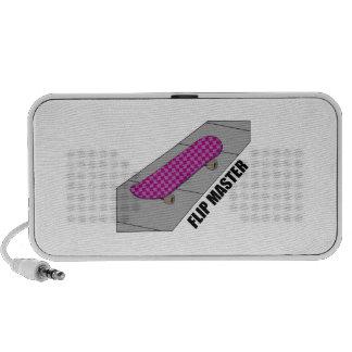 Flip Master Notebook Speakers