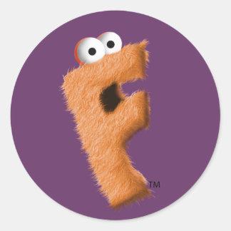 Flip Stickers (purple)!
