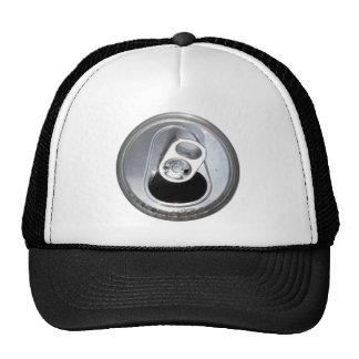 Flip Top Beverage Can Trucker Hat
