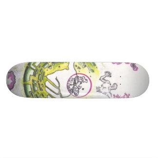 flip ur mind skateboard deck