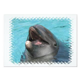 Flipper Invitation