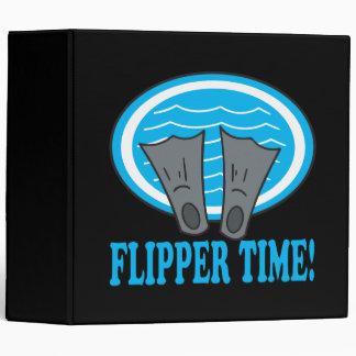 Flipper Time Binder