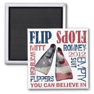 Flippers for Romney Magnet