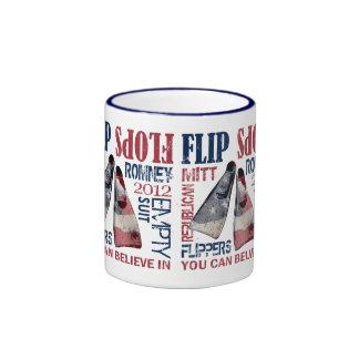 Flippers for Romney Mug