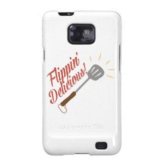 Flippin Delicious Galaxy S2 Case